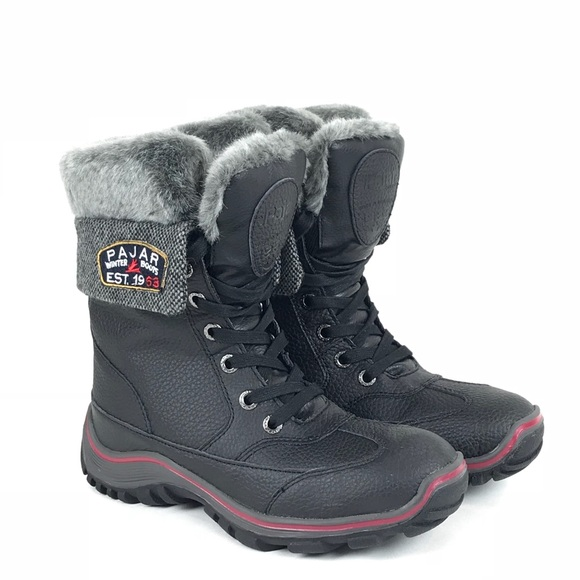 pajar shoes womens waterproof alice 41 boots sz 775 poshmark